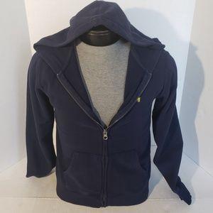 Boy's Ralph Lauren Polo zip up sweater